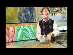 How to cut multiple strips of glass accurately, quickly and efficiently using the Glastar Strip and Circle Cutter. This product can be purchased in-store or online at:  http://www.prairiestainedglass.mb.ca/Details.cfm?ProdID=275=16