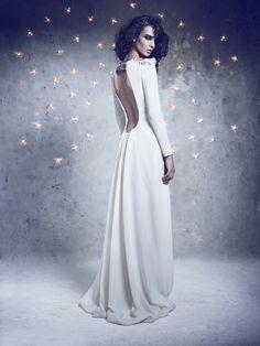 Vestido de novia de Beba's Closet #boda #vestidos