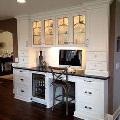 Kitchen Desk   Modern Design LLCu0027s Design Ideas, Pictures, Remodel, And  Decoru2026