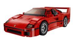 Foto de Ferrari F40 LEGO (1/14)