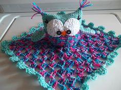 Ravelry: Owl Lovey pattern by Tifny McCammon  $1