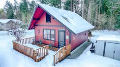 Small Turnkey Cabin in Country Community   Small Home Listings - Small Homes For Sale