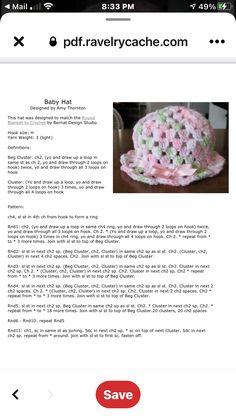 Baby Beanie Hats, Crochet Hats, Pattern, Design, Knitting Hats, Patterns, Model, Swatch