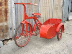 RARE-1945S-CYCLOPS-TRICYCLE-WITH-SIDECAR