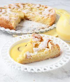 Fransk ananaskaka Bagan, Baking Recipes, Cookie Recipes, Great Recipes, Favorite Recipes, Pineapple Recipes, Pineapple Cake, Chocolate Sweets, Swedish Recipes