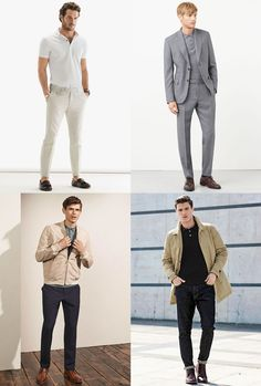 Men's Polo Shirt Outfit Inspiration Lookbook