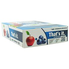 One of the Hottest new products on the market That's it Nutriti...   http://fitnessgearusa.com/products/thats-it-nutrition-thats-it-bar?utm_campaign=social_autopilot&utm_source=pin&utm_medium=pin