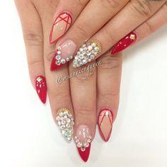 Instagram photo by msannienguyen #nail #nails #nailart