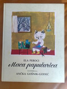 Ela Peroci, Maca Papučarica Amidala - Slikovnice
