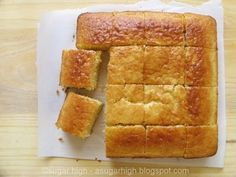 Sweet honey cornbread (maybe this can replace my recipe which uses yellow cake mix)