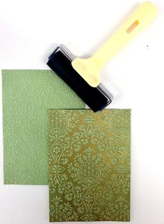 Tips for Embossing Craft Projects from Anna Griffin