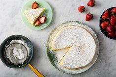 Three-Ingredient Japanese Cheesecake recipe