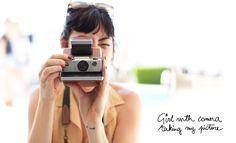 California Diary #10, Girl With Camera 2 | Garance Doré