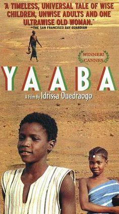 Yaaba  a film by Idrissa Ouedraogo
