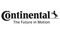 Continental. An automotive supplier and a primary manufacturer of tires... which is interesting because their logo also makes tires with the use of negative space and 3D overlapping between the C & O.