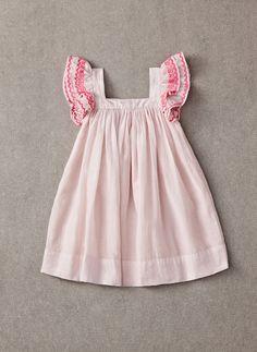 Nellystella Chloe Dress - Heavenly Pink - only size 6 & 8 left