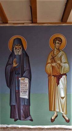 Byzantine Icons, Orthodox Icons, Saints, Princess Zelda, Fictional Characters, Fresco, Fantasy Characters
