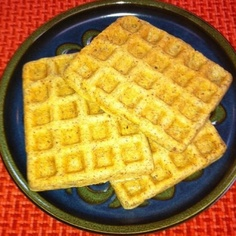 Paleo Coconut Flour Belgian Waffles