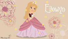 Disney Princess Young ~ Eilowyn by miss-lollyx-33.deviantart.com on @DeviantArt