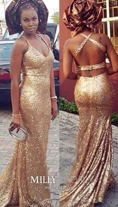 shop Sequined Gold Mermaid Prom Dresses 2017 Long Black Girl Prom Dress Open Back Sparkly Evening Party Dress Vestido Longo Sexy sale Gold Mermaid Prom Dresses, Prom Dresses 2017, Backless Prom Dresses, Mermaid Evening Dresses, Sexy Dresses, Evening Gowns, Dress Prom, Evening Party, Prom Gowns