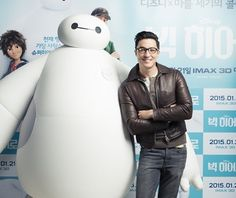 "Daniel Henney Talks about Dubbing for Movie ""Big Hero 6"" and Navigating Hollywood as a Korean-American Actor"