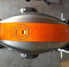 G5 1000 Cafe / Stasis Motorcycles