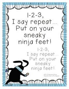 6 Fun and Simple Hallway Transitions - KindergartenWorks Kindergarten Songs, Preschool Songs, Kindergarten Classroom, Classroom Ideas, Classroom Organization, Future Classroom, Preschool Ideas, Preschool Education, Preschool Curriculum