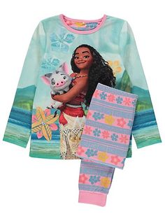 Disney Moana Pyjamas, read reviews and buy online at George at ASDA. Shop from our latest range in Kids. Your little Disney fan will be dreaming of sailing t...