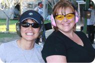 A Girl & A Gun Women's Shooting League is a ladies-only organization established by women shooters for women shooters for pistol, rifle, and shotgun sports!