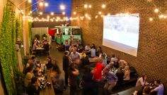 Memphis Taproom Beer Garden and Hot Dog Truck | Photo via Memphis Taproom