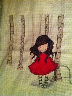 La Caperucita Roja http://thisgirlikes.blogspot.co.uk/search/label/Crafts