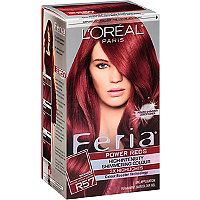 L'Oréal - Feria Power Reds Hair Color in Cherry Crush R57 THIS IS MY COLOR! :) perfect cherry coke