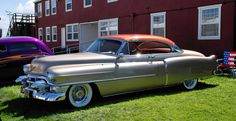 1953 Cadillac Coupe DeVille (2)..Re-pin brought to you by agents of #Carinsurance at #HouseofInsurance in Eugene, Oregon