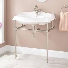 Kohler K 6860 Metal Table Legs Bathroom Vanities And