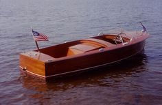 1952 Chris Craft Special Runabout 17' Looks like the old campaigner.....