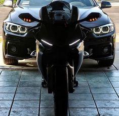 Creativebikers - Motion In Pleasure Bike Bmw, Yamaha Bikes, Yamaha R1, Motorcycle Bike, Car Iphone Wallpaper, Sports Car Wallpaper, R15 Yamaha, Monster Bike, Bmw Black