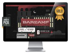 BARCAMP by Grain & Mortar