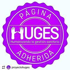 #Repost @proyectohuges  Tienes una web o un blog? Súmate a HUGES