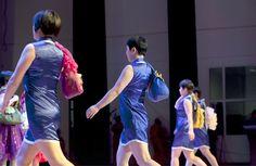 <写真は、中国吉林省の女子刑務所でショーに参加した服役囚=28日(共同)> ▼29Jan2014産経新聞|女子刑務所で春節ショー    中国、服役囚が歌や踊り http://photo.sankei.jp.msn.com/highlight/data/2014/01/29/30china/ #chunjie #chinese_new_year #lunar_new_year #china #jilin