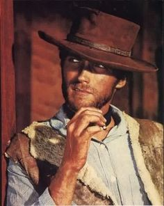 Clint Eastwood, another classic #cigar lover.