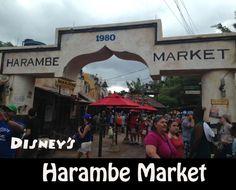 Disney's Harambe Market at Animal Kingdom