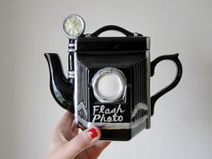 Camera teapot - Google Search