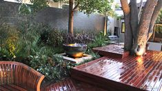 Split-Level Deck  - Creative Ideas for Urban Outdoor Spaces