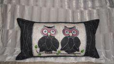 Ugle-pute !-- Owl pillow