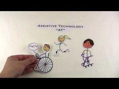 Assistive Tech Info-This video briefly explains how assisitive technology works and benefits those who are disabled and need assistance to get their tasks done.