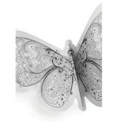 Si Scott Swirl: Butterfly