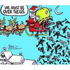 #christmas #truth #xmas #2a #gun #firearms #america #usa #merica #molonlabe #3percenter #patriots #glock #sig #hk #ar #awesome #gotem
