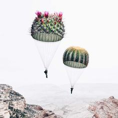 <p>Portuguese photographer Luisa Azevedo is a talented 18 years old 'who doesn't want realism but Magic instead' – Her mixed media collages makes you travel and forget all notions of reality with fun proportion tricks. Below are some of our favorite of hers. www.heyluisa.com www.instagram.com/hey.luisa</p>