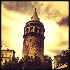 Galata Kulesi...