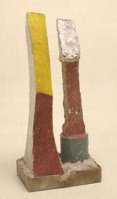 Kurt Schwitters, '(Togetherness)' c.1945-7